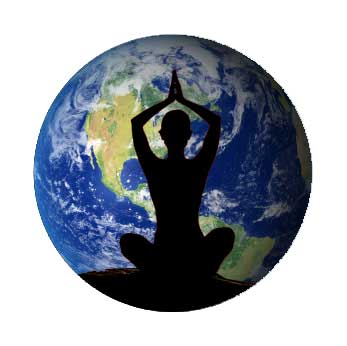 Celebrate Earth Day With An Earth Salutation 2nd Star To